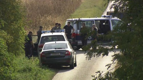 Schlepper auf der Flucht - Fahndung an der österreichischen Grenze
