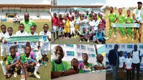 """A Lomé, """"construire la paix"""" grâce au football"""