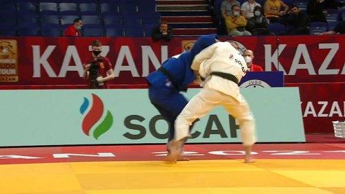 Grand Chelem de Kazan : les Japonais en forme, les Russes font le plein de médailles
