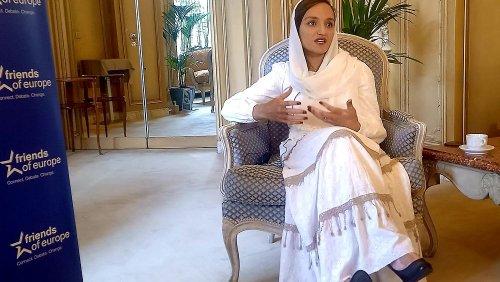 """Afghanische Ex-Bürgermeisterin: """"Bitte reden Sei nicht mit den Taliban"""""""