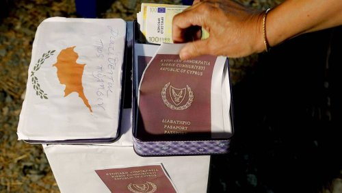 Cyprus to revoke 'golden passports' granted to 45 people after probes expose corrupt scheme