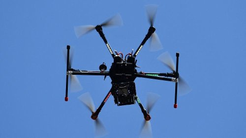 Inmate thought to have used drone to smuggle gun into Italian prison