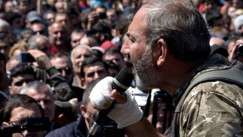 Armenia's Nikol Pashinyan is fighting for his political life. Here's why