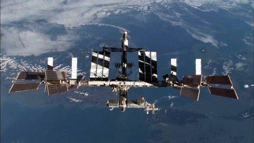 Spielfilm im All: Schöne Russinnen fliegen auf die ISS