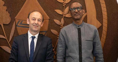 Rwanda's President Paul Kagame set to meet former French army officers | Africanews