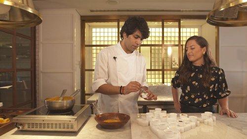 Chef Himanshu Saini's khichuri takes diners on a culinary tour of India