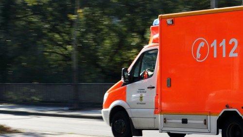 Mindestens 19 Verletzte nach schwerem Busunglück auf der A13