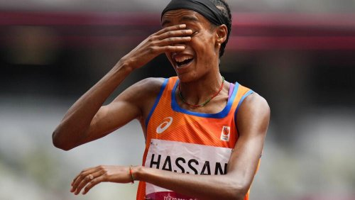 Today at the Olympics: Dutch runner falls and wins