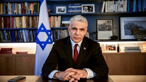 """Oppositionsführer Lapid mit Regierungsbildung beauftragt: """"Tödliche Kombination"""""""