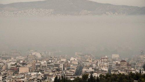 Verheerende Waldbrände in Griechenland