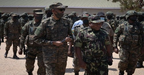 Rwanda's Kagame visits troops in Mozambique, confirms mission on course   Africanews