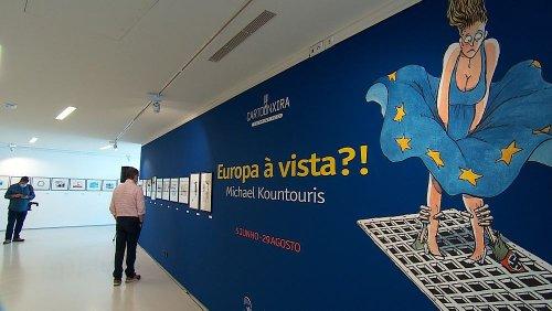 Europa e Covid: con Cartoon Xira lo sguardo delle vignette sull'attualità