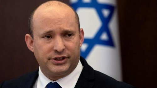 """At U.N., Israeli PM Bennett says Iran has crossed all nuclear """"red lines"""""""