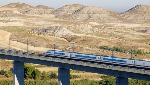Spain is planning to launch a high-speed train service from London to Paris
