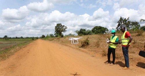 Togo : drones et agriculture   Africanews