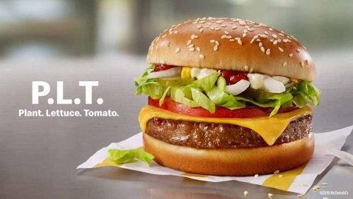 The new McDonald's McPlant burger: A vegan victory or just more greenwashing?