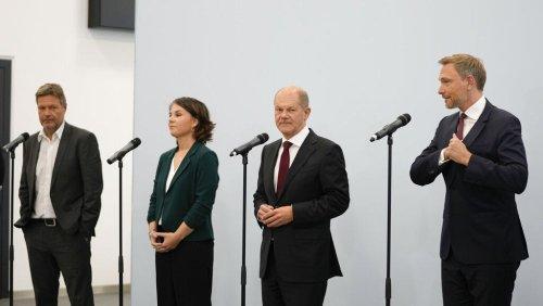 Ampel-Koalition und Angriff auf Abgeordneten: Euronews am Abend 15.10.