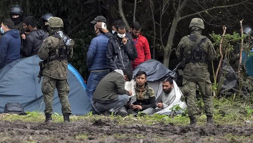 EU border countries must not legalise migrant pushbacks, says MEP