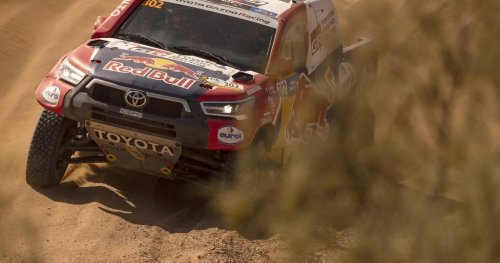 Rallye du Maroc : Al Attiyah (Nissan) et Walkner (KTM) déjà en tête | Africanews