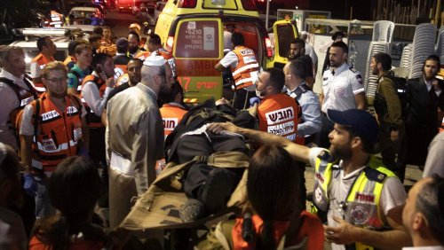 """Israeli police poised for arrests after 12-year-old boy dies in """"unfinished"""" synagogue collapse"""