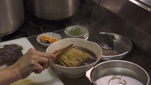 Le ramen japonais, tout un art