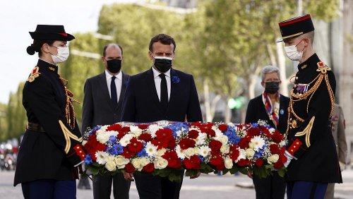 """Un pezzo d'Europa celebra il """"Giorno della Vittoria"""""""
