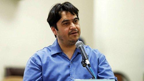 فرجامخواهی بینتیجه؛ روحالله زم مدیر کانال تلگرامی آمدنیوز اعدام میشود