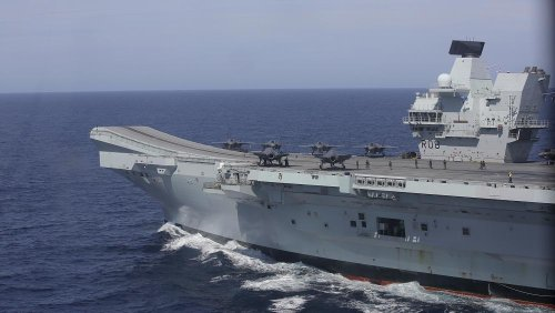 МИД РФ выразил послу Британии протест в связи с инцидентом в Черном море