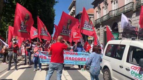 Porto: l'Unione s'impegna per le politiche sociali ma i lavoratori protestano