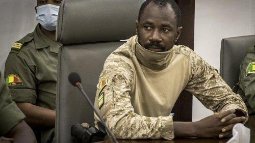 Mali: Military junta leader colonel Assimi Goita declares himself president