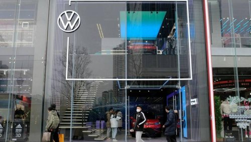Reality check for VW in China after sluggish start for electric car series