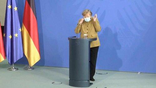 Merkel quiere unificar las restricciones anti-covid