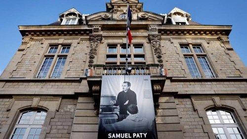 French teacher receives death threat containing photo of slain colleague Samuel Paty