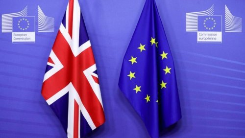 Getting nothing back, UK minister says frustration is growing with EU