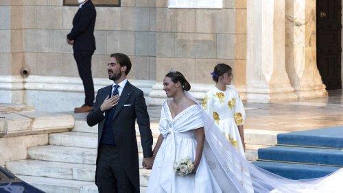 Philippos von Griechenland (35) heiratet Schweizer Milliardärstochter Nina Flohr (34)