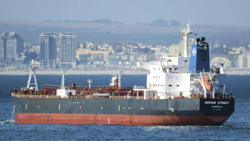 Mercer Street: UK and US blame Iran for ship attack as Tehran denies