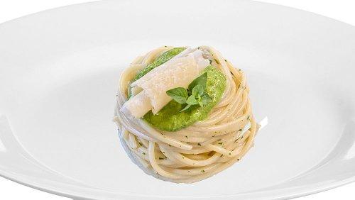 Chef Nino Mosca's Pesto Amalfitano recipe | The Kitchen