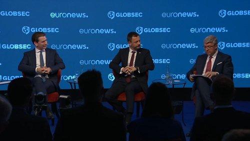 """Sebastian Kurz: """"Man muss entscheiden, wo man die Mittel hingibt und das kontrollieren"""""""