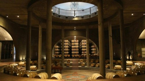 How these 'wine temples' changed Argentina's wine industry