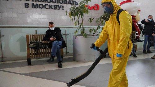 Zu viele neue Fälle: Moskau macht vom 28.10. - 7.11. teilweise dicht