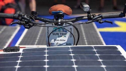 Bici a energia solare: un'altra maniera di muoversi è possibile