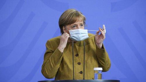 """Merkel: Automatische Notbremse """"überfällig, denn die Lage ist ernst"""""""