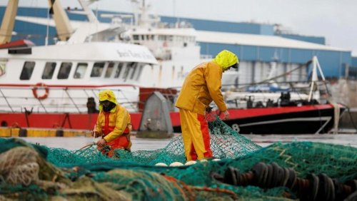 French fishermen say Britain 'too timid' in resolving licence row