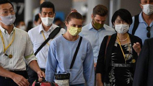 JO : l'athlète bélarusse Kristina Timanovskaïa a quitté Tokyo pour Vienne