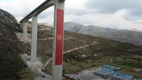 The billion-dollar motorway leading Montenegro to nowhere