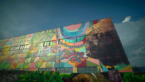 Minsk, capitale della Street Art