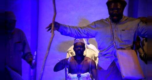Cameroun : l'histoire de Rudolf Douala Manga Bell au théâtre   Africanews