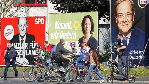 Wird es noch viel knapper? Neue Umfragen zur Bundestagswahl 2021
