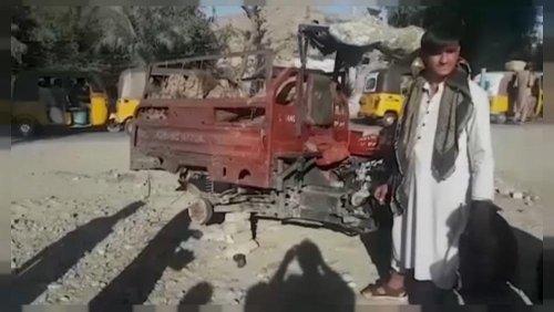 Bei Vorbeifahrt der Taliban: Zivilisten in Provinz Nangarhar getötet