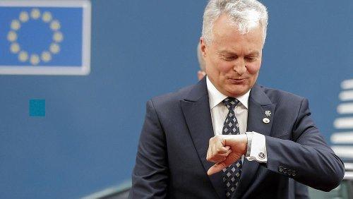 Baltikum und Polen dagegen: Keine Gipfeltreffen mit Putin und EU-Spitzen
